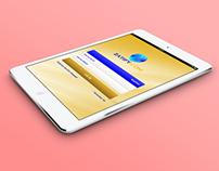 Zatify.com Brand Identity & Mobile Application Design