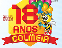 18 Years | Supermarket