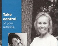 Direct Response--Brochure--Arthritis Foundation