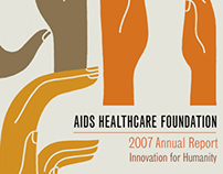 Annual Report for Aids Healthcare Foundation