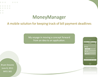 MoneyManager App