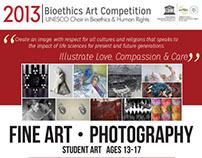 UNESCO Bioethics Art Competition