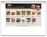 Tyson Premium Cornish Hen Recipes