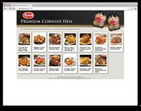 Tyson Premium Cornish Hen Recipes