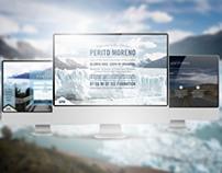 Web Glacier Perito Moreno