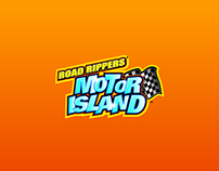 Road Rippers Motor Island: Virtual World