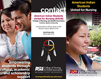 American Indian Students United for Nursing Brochure