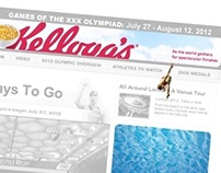 Kellogg's Olympic online media