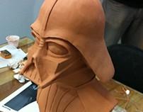 Escultura Darth Vader