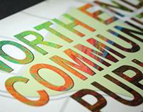 North End Public Arts Brochure
