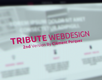 Tribute Collective - Website
