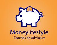 Logo Design :  Moneylifestyle