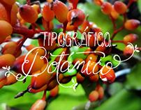 Tipográfico Botánico