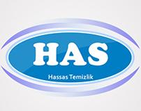 HAS HALI TEMİZLEME LOGO (2013)