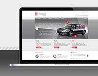 Cesar Website Design 1