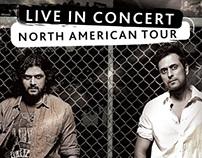 Strings US TOUR 2013 Poster Design