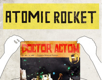 Atomic Rocket Comics: Posters