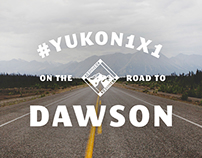 Yukon1x1: On the road to Dawson