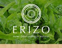 ERIZO   Hotel Gastronómico Natural