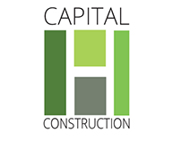 Capital H Construction Branding