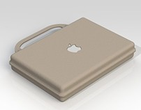 Sustainable Apple Macbook Packagaing