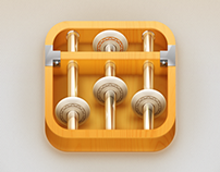 Abacus App icon(Ancient Chinese Calculator)
