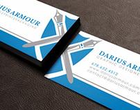 Personal Brand | Darius Armour