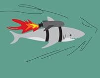 Jetpack Shark