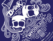 DRINK MYCOOLAID BANDANA