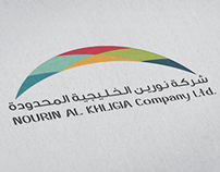 Nourin logo and identity