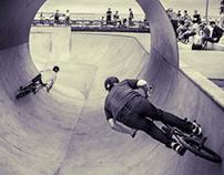 Skatepark - Saint Nazaire - France