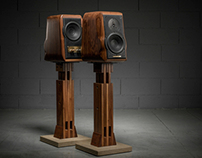 Vintage Loudspeaker Electa Amator2