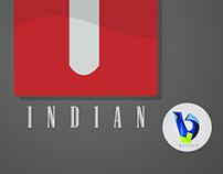 I logo design by b.lovedesign