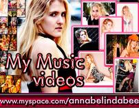 Anna Bee's Music Videos