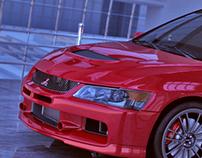 Mitsubishi Lancer Evo IX