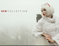 new furs collection shooting/design