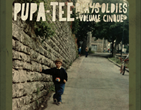 PUPA-TEE PLAYS OLDIES VOLUME CINQUE [Artwork]