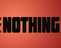 NOTHING - Poster