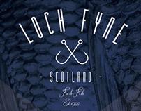 Loch Fyne Re-brand.