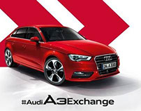 #AudiA3Exchange