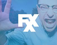 FXX Network Ad Campaign