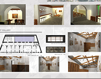 Restoration Workshop- Hotel Targovski
