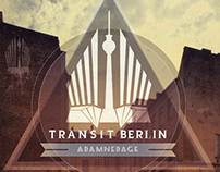 TRANSIT BERLIN - Album Artwork and Tee's