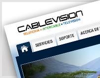 Web Portal » Cablevisión / Multimedios