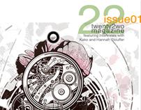 twenty2wo magazine
