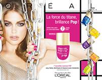 2009 / PRINT L'Oréal