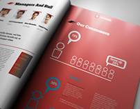 Arizona / Business Brochure Template