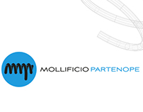 Logo rebrand for Mollificio Partenope