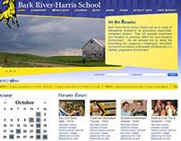Bark River Harris Schools Website
