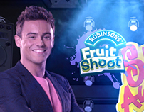 Tom Daley Promo Graphics